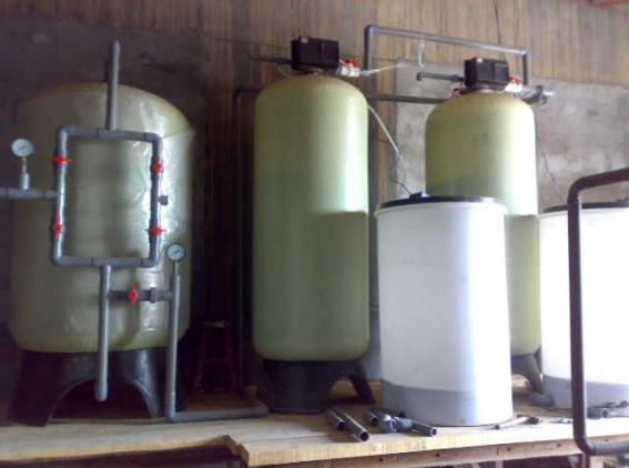Công trình lọc nước công nghiệp