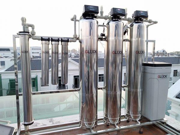 Hệ thống lọc nước đầu nguồn Gluck